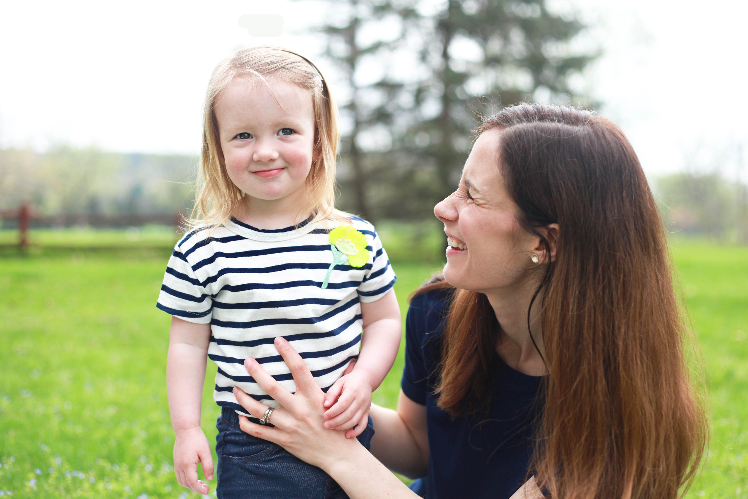 My daughter was shy at first, but Katie had lots of tricks to get her to come out of her shell.My daughter even said she missed Katie after the shoot was over! -