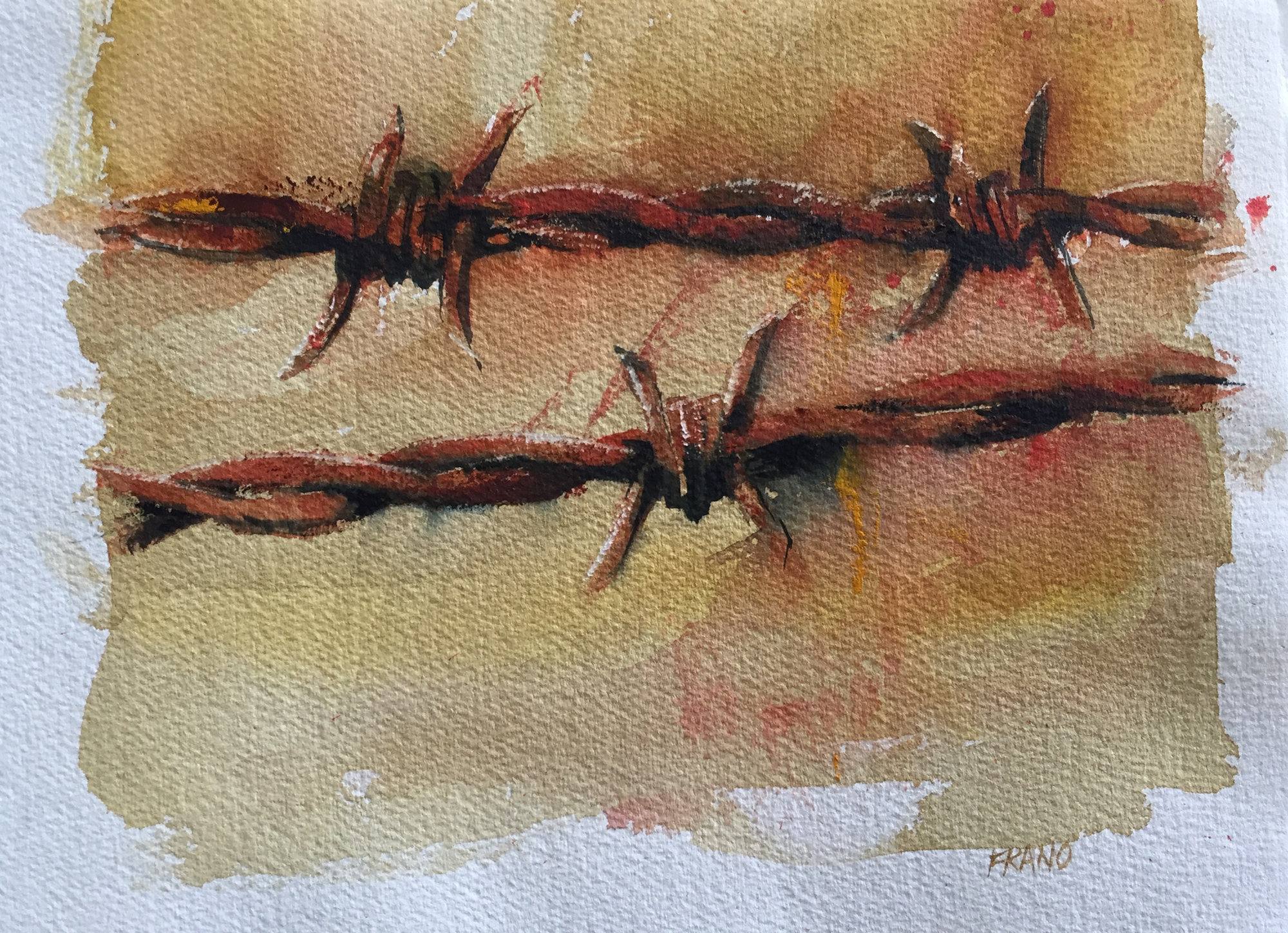 Barbed-Wire-Water-Colour-Painting-by-Frano.jpg