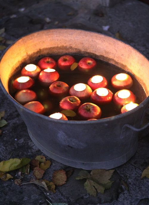 Apples & Candles