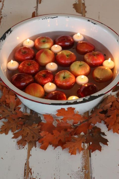 Candles & Apples