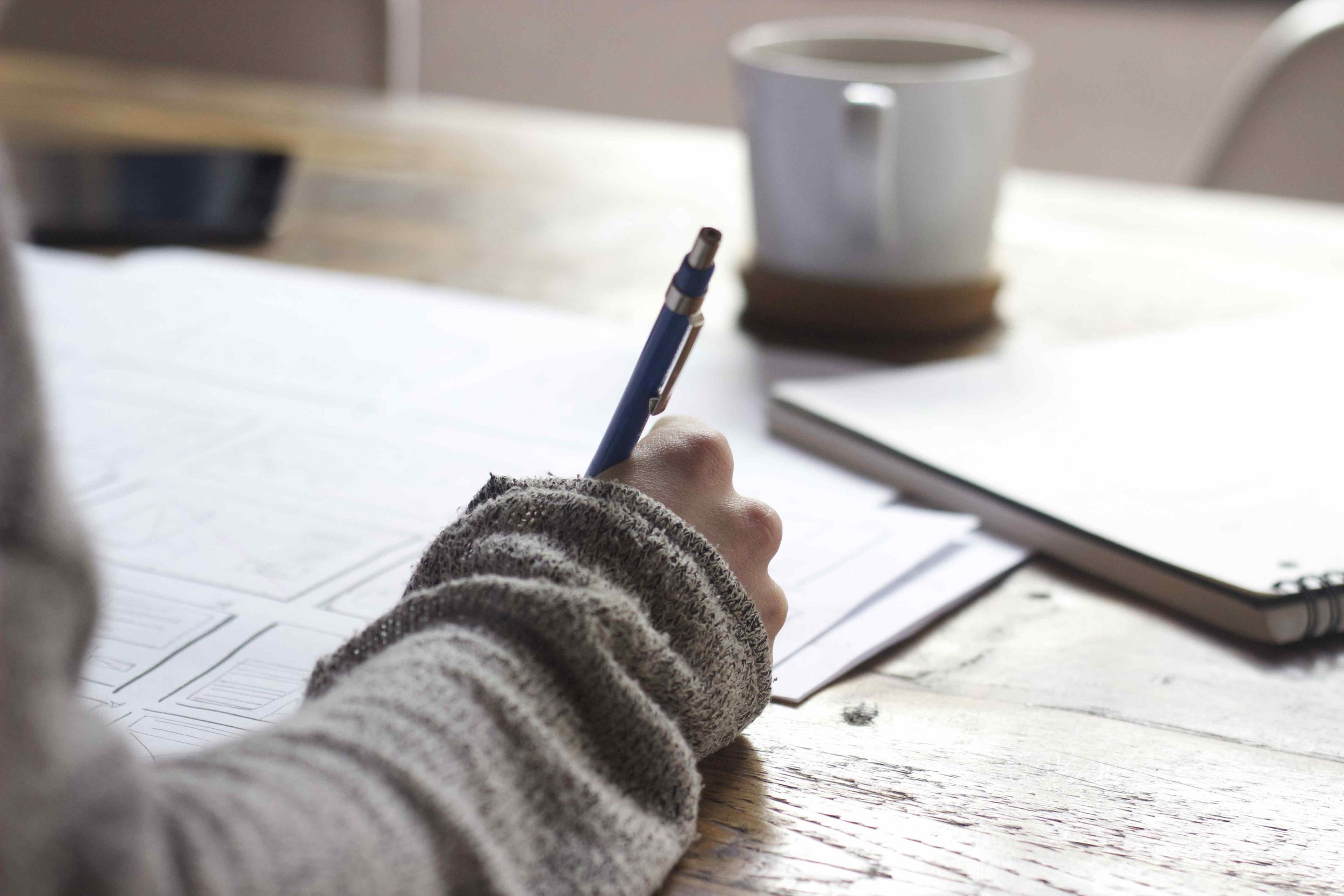 CONTENT WRITING, EDITING & MANAGEMENT -