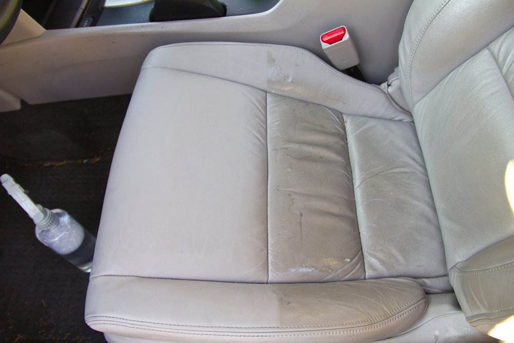 Clean Condition Leather Seats, Car Interior Seats Cleaner