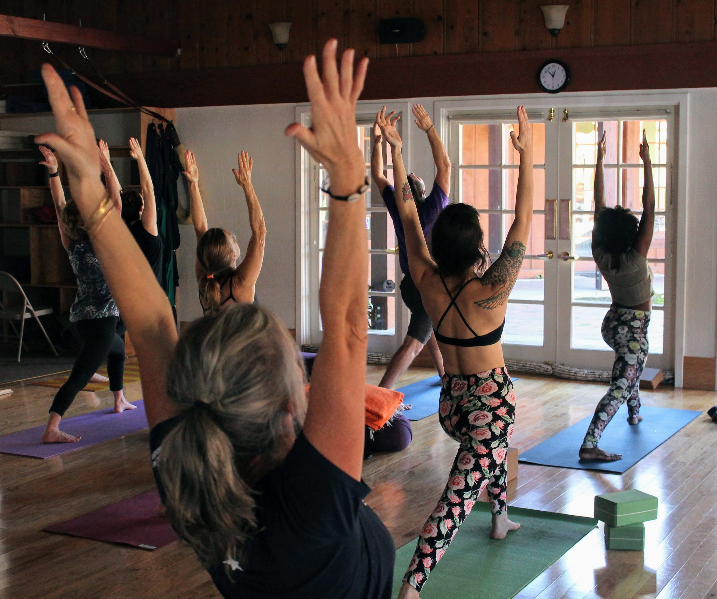 Ready for yoga to transform your life? - Tom is ready to share his knowledge and years of experience with you.