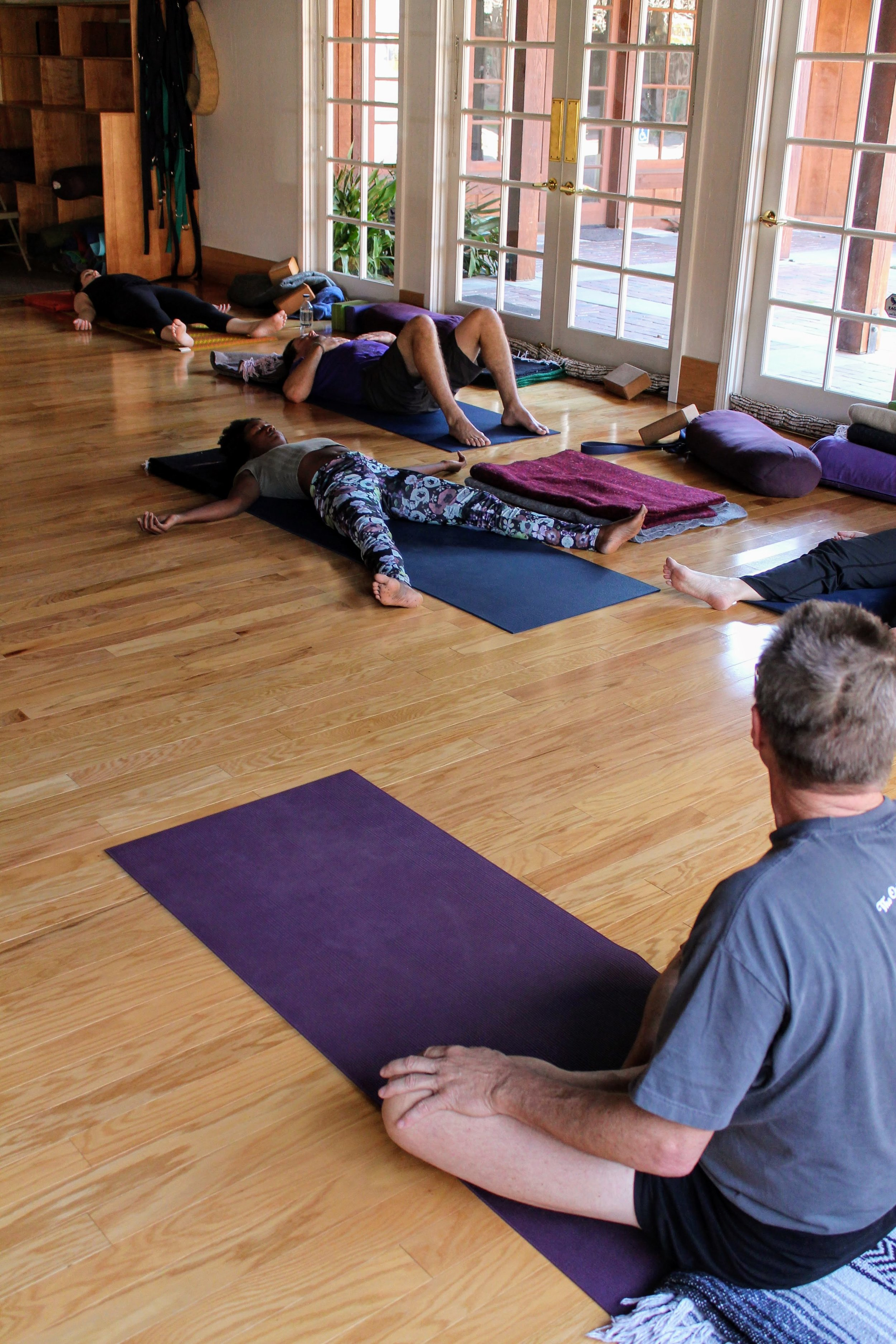 tom hess savasana