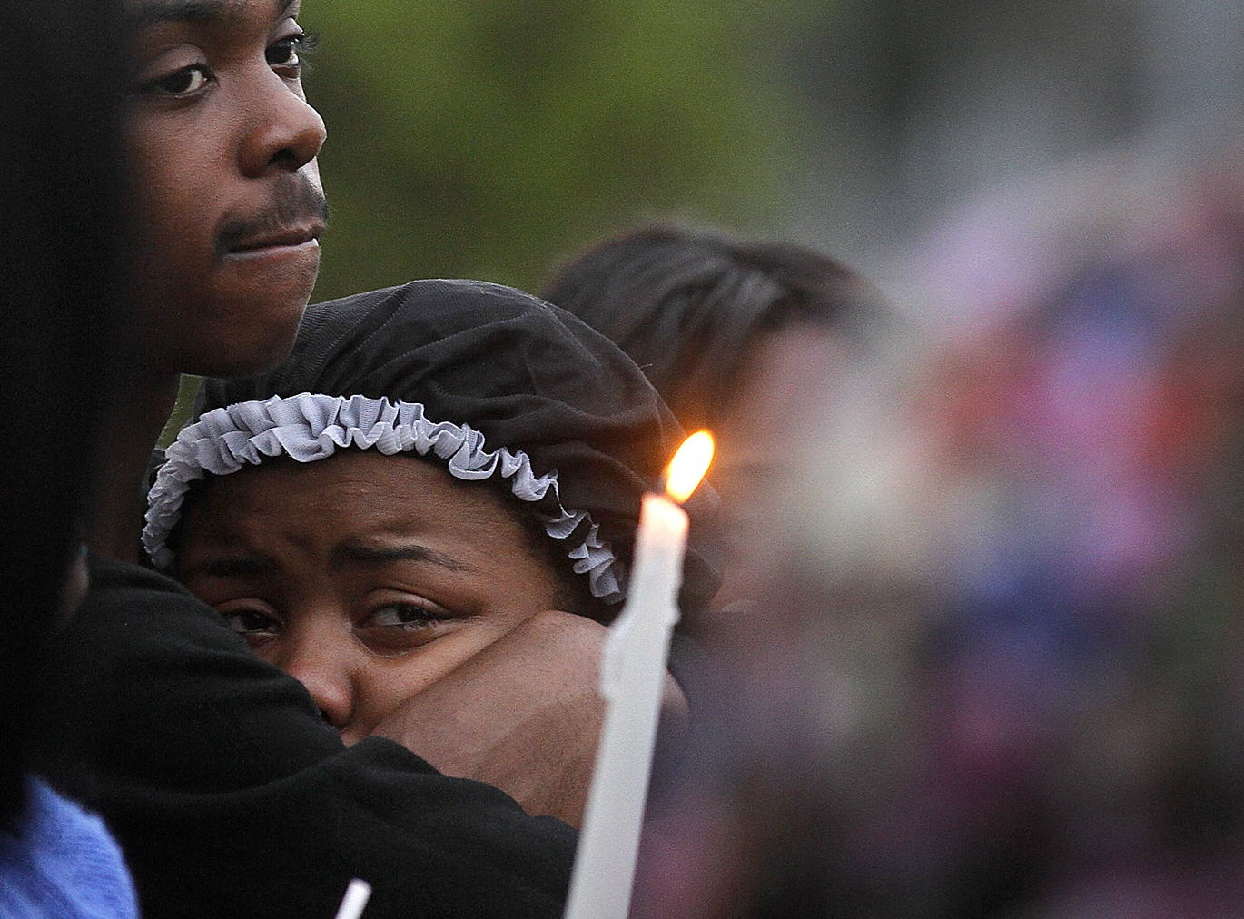 guns kill nearly 33,000 Americans every year - Yet, it's a statistic that we have grown numb to hearing. To make people care again, we had to make gun violence personal.