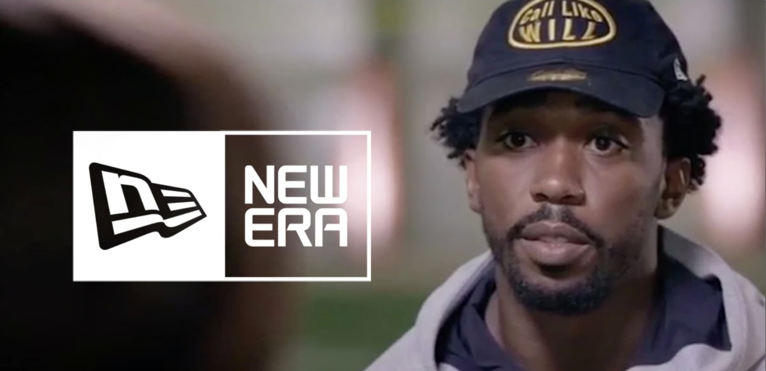New Era made limited-edition merch from the film that was repped by NFL players. NFL QB Tyrod Taylor even wore his 'Call Like Will' hat on HBO's Hard Knocks