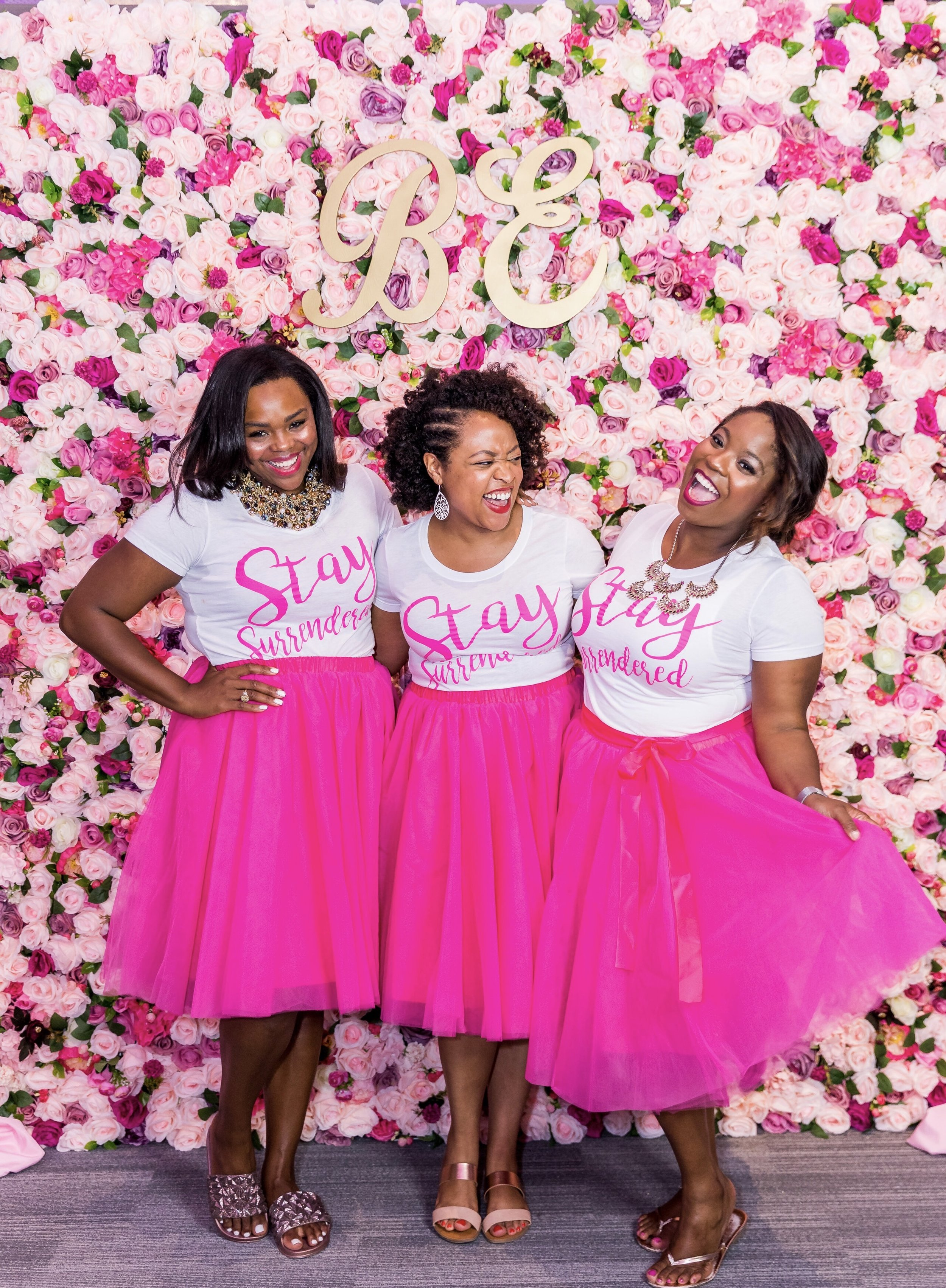 THE BE EVENT - Make plans to join us for this year's event taking place on Friday, June 5th and Saturday, June 6th 2020 at Macedonia Church of Pittsburgh.The BE Event is a space where the modern woman of faith can gather to BE:BE EmpoweredBE ChicBE SisterlyBE FunBE InspiredBE HealthyBE You…The God Inspired You!