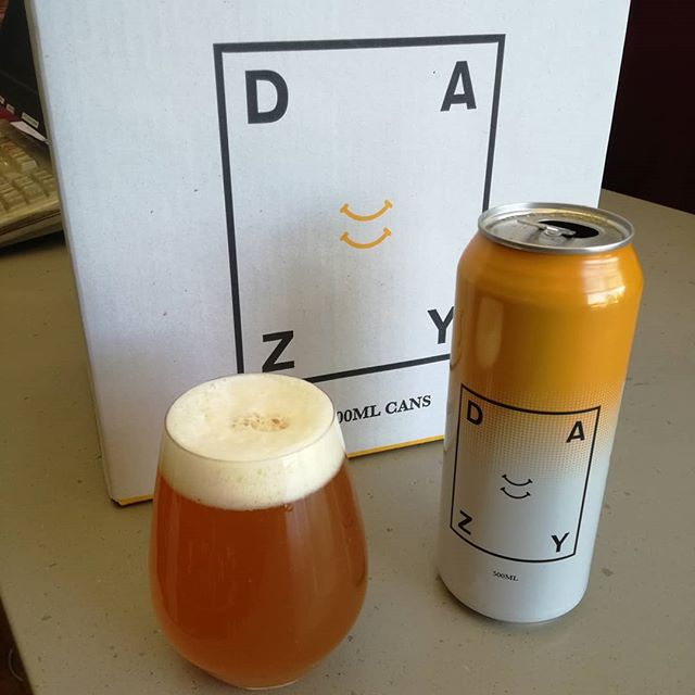 Spring's here and the flowers are blooming @balterbrewers have put out a #dazy of a beer! #hazyipa #dipa #aussiecraftbeer #craftbeer #beersofinstagram #freshasadaisy
