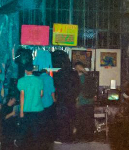 The humble beginnings of Pure Acid, 1994 @ Insomniac (12th & Hope location)