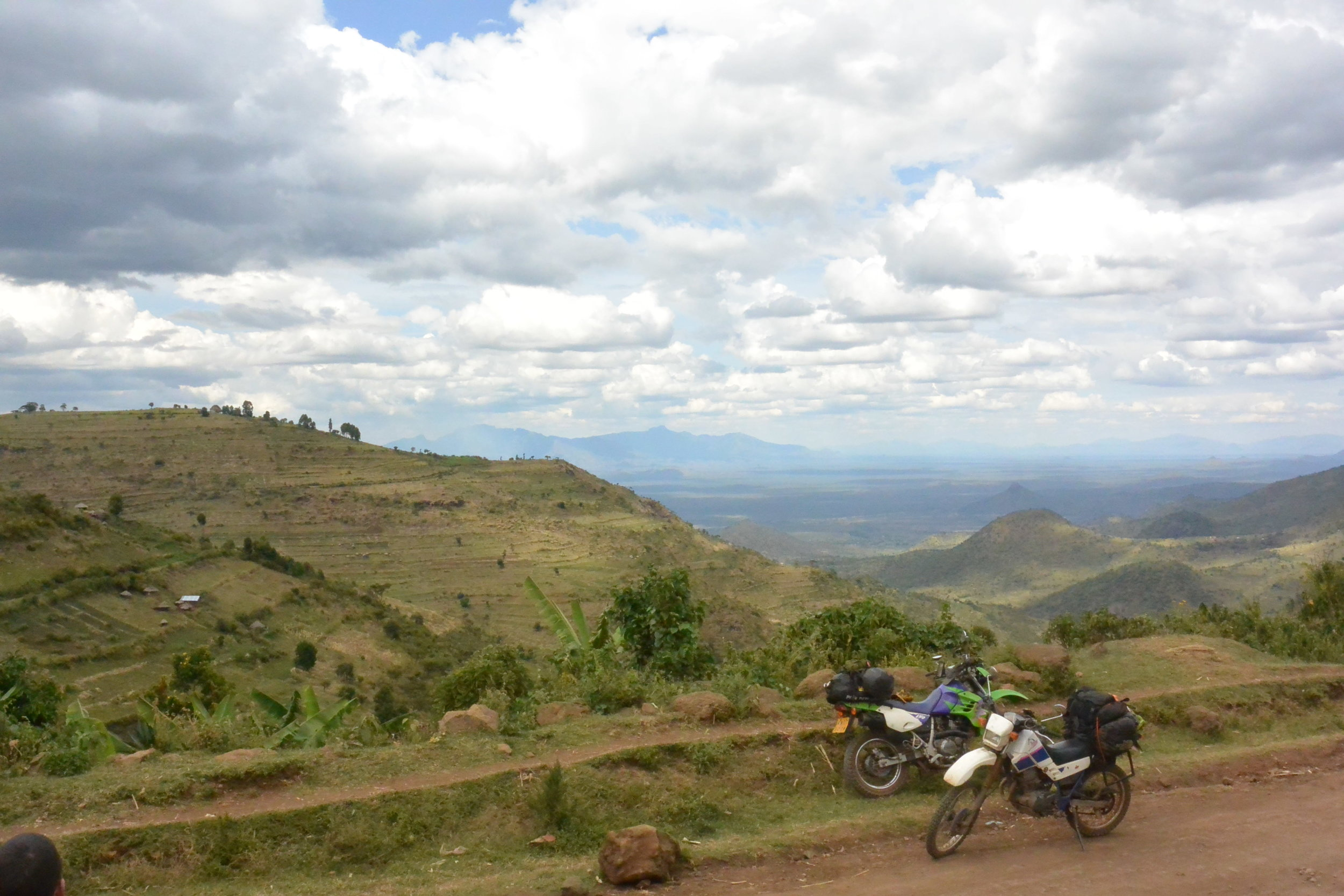 Gorgeous sceneries Kween and Bukwo Uganda