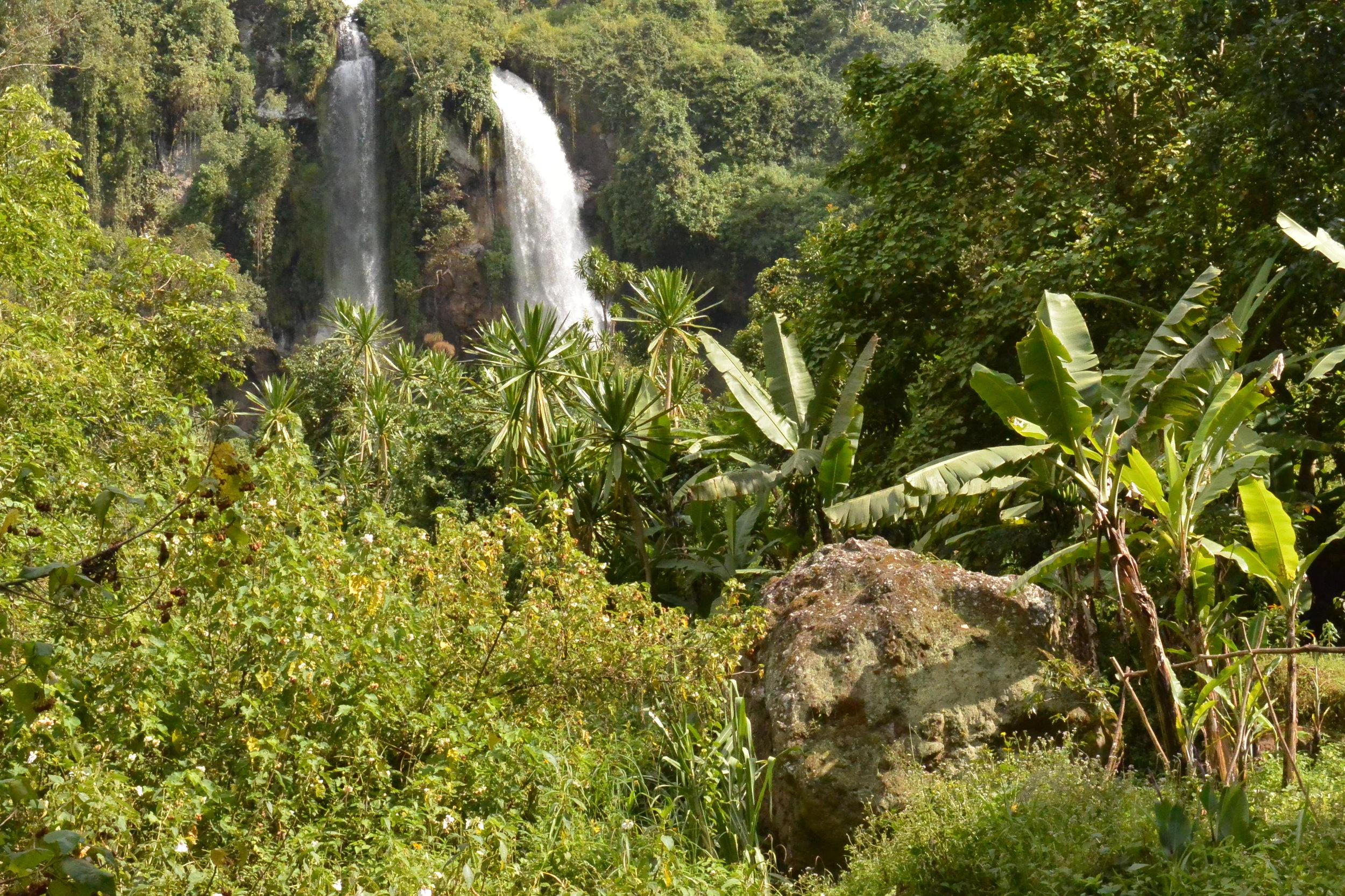 Sipi Falls Kapchorwa