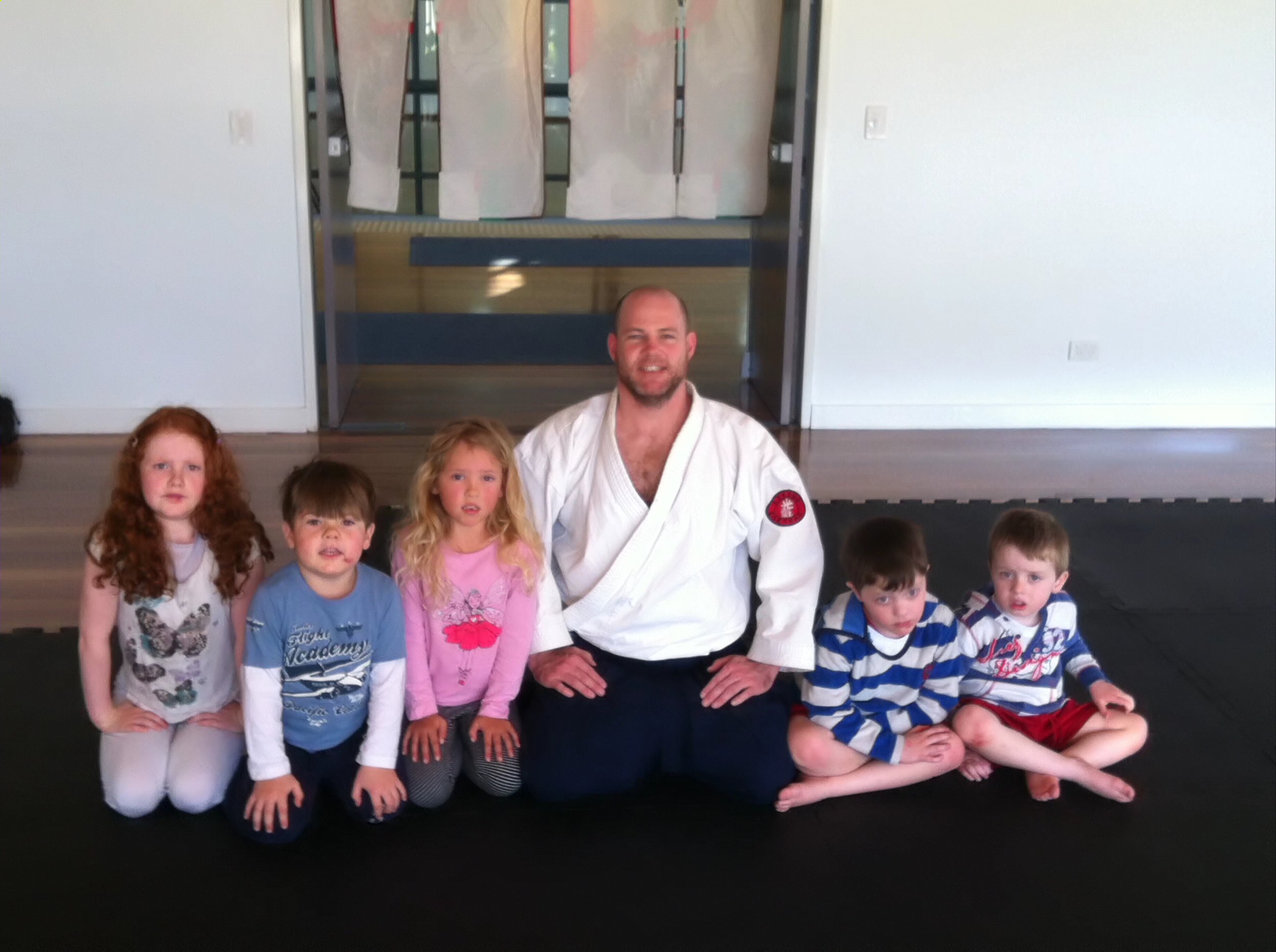 Kids Aikido - Avalon Dojo Northern Beaches - Sydney