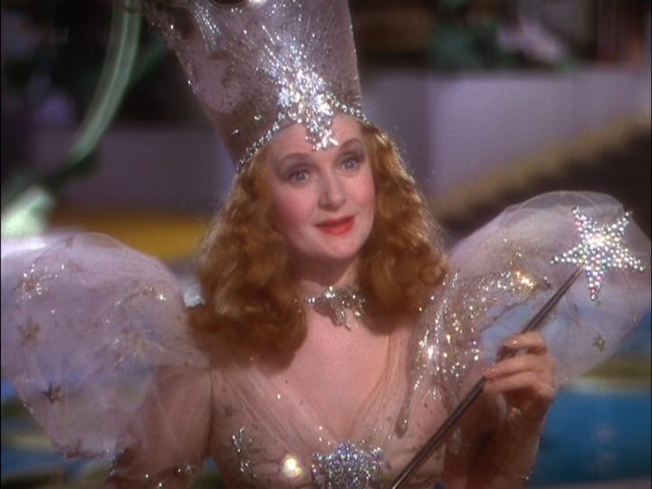 Even Glinda the Good Witch knows not to use denatured alcohol on her skin! Why would you?!