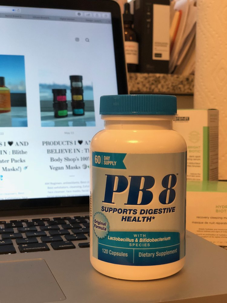 My go-to daily probiotic supplement.