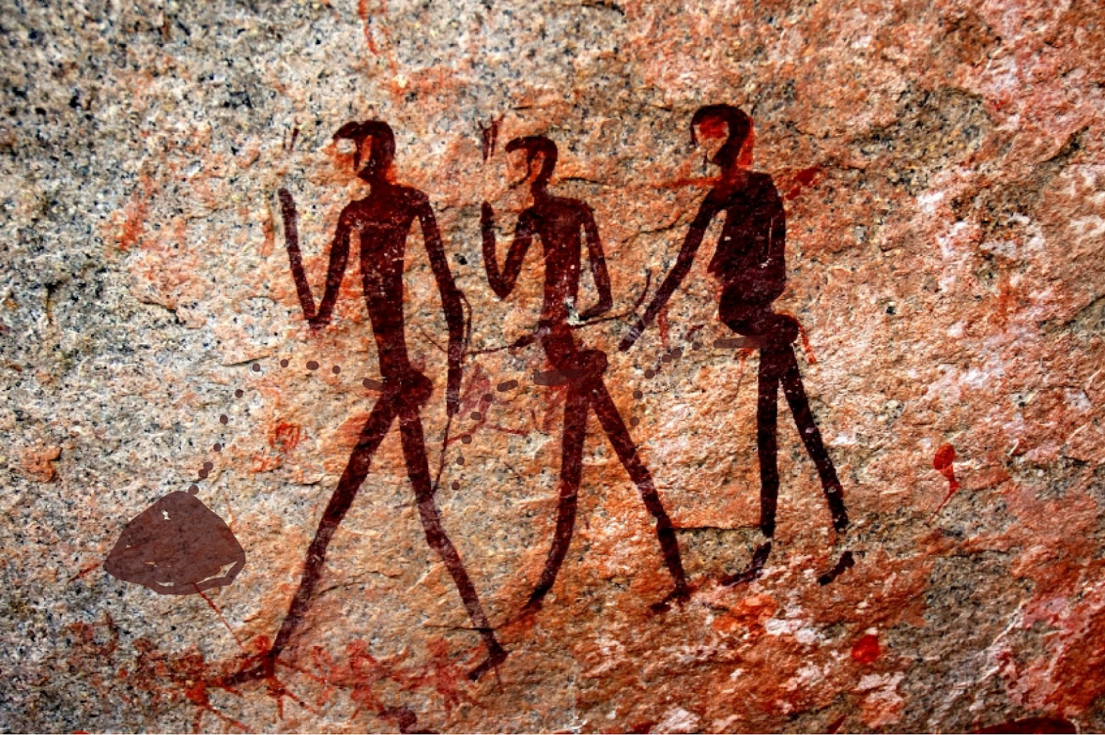 From our earliest days, we passed time telling stories and drawing on the cave walls.