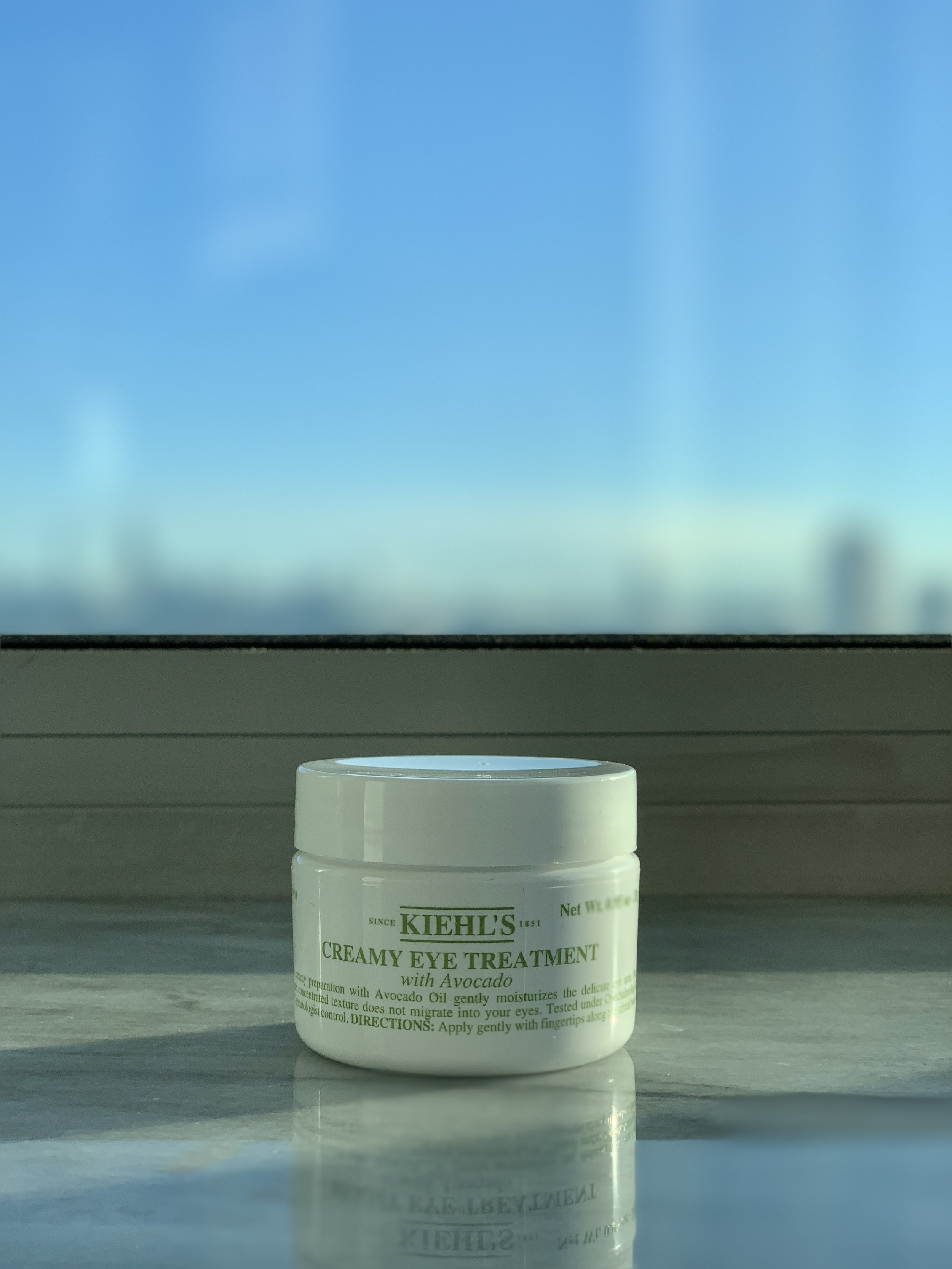 Avocado Eye remains a fave of mine since my first day at Kiehl's in 2002.