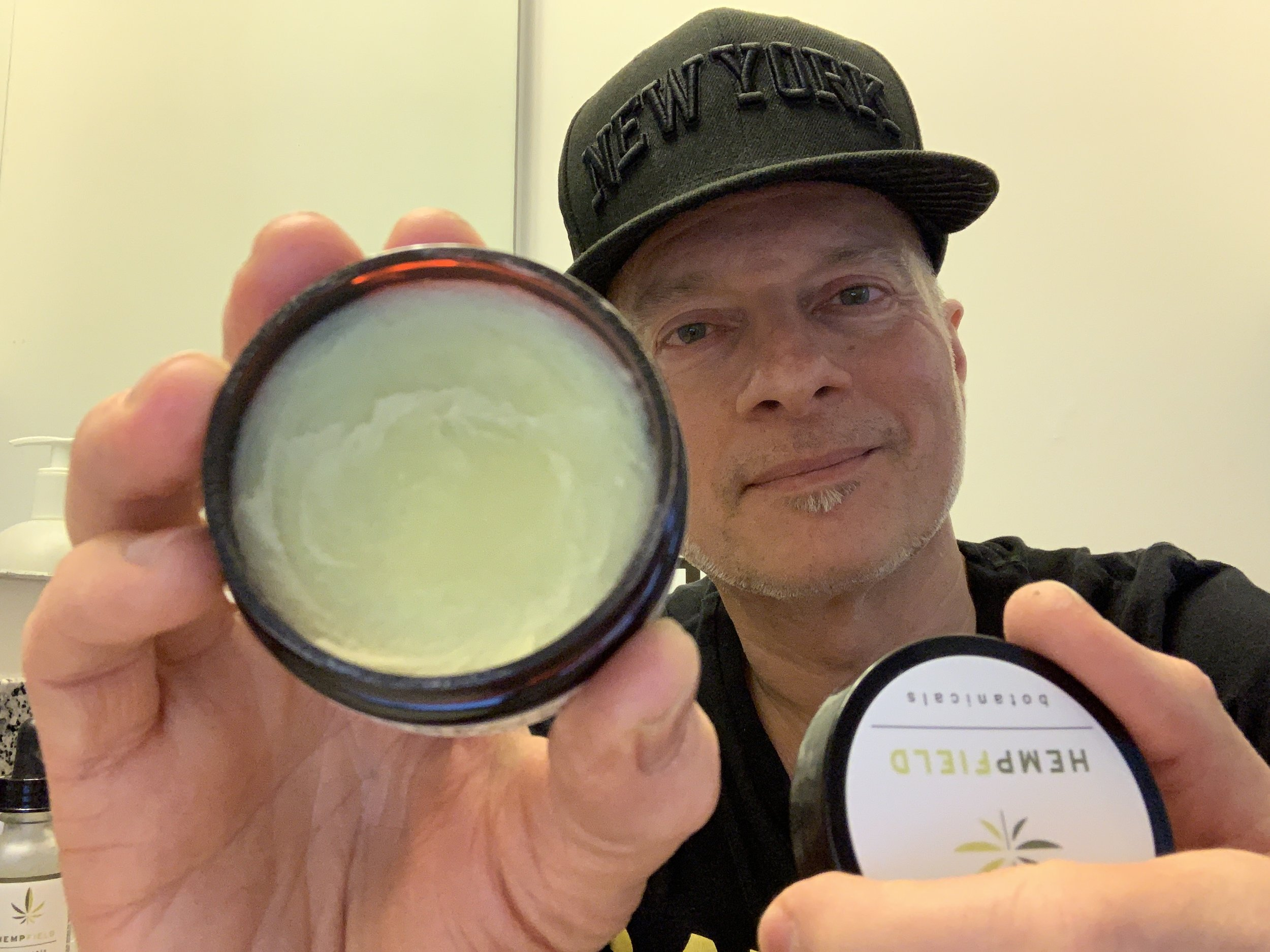 My savior CBD salve!
