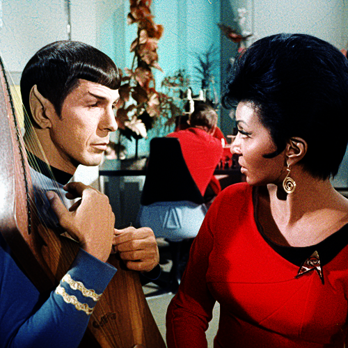 Spock and Uhura would have loved a little self-care with the Foreo UFO!