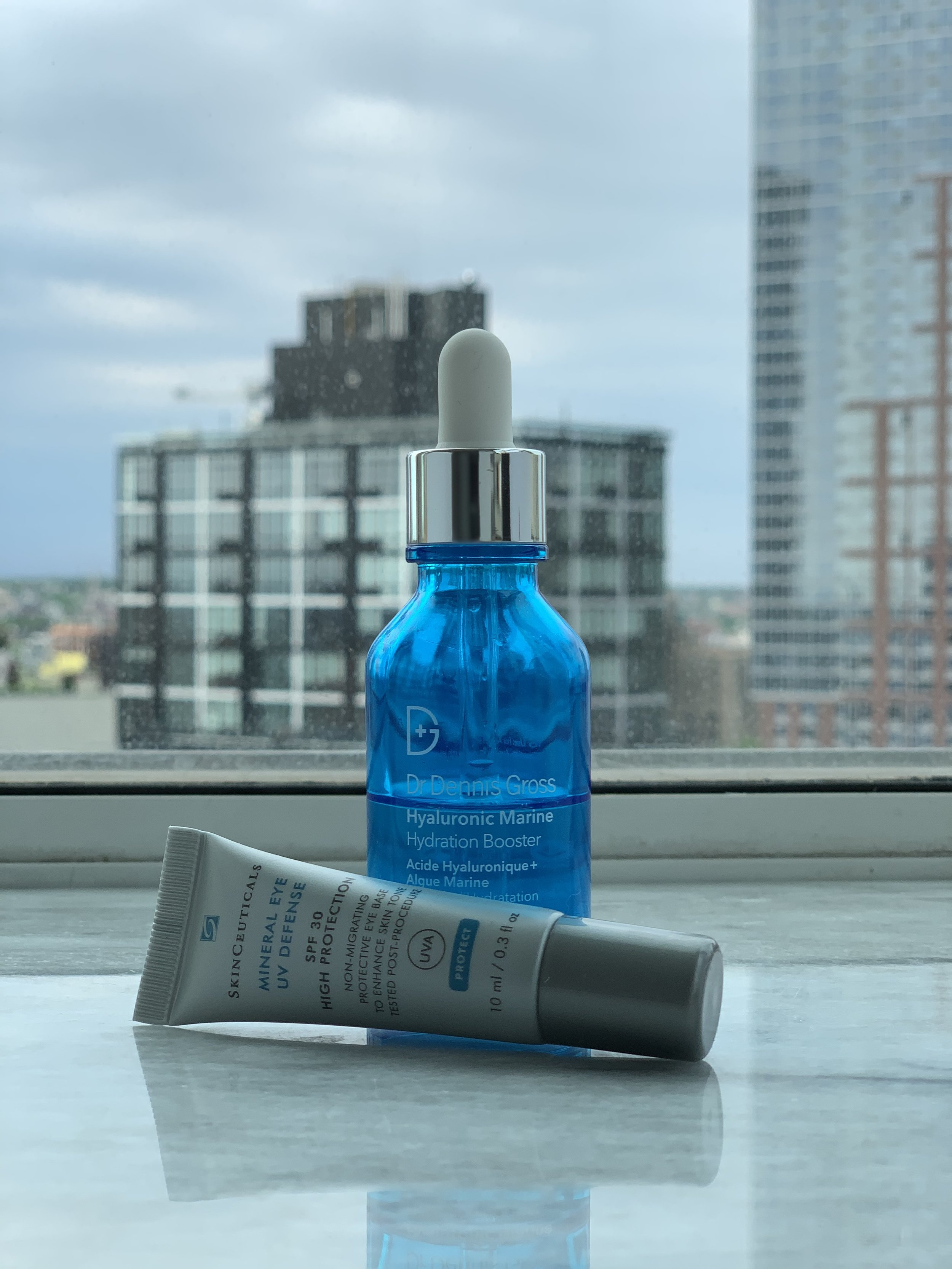 My OG skin care from Dr. Gross and Skinceuticals.