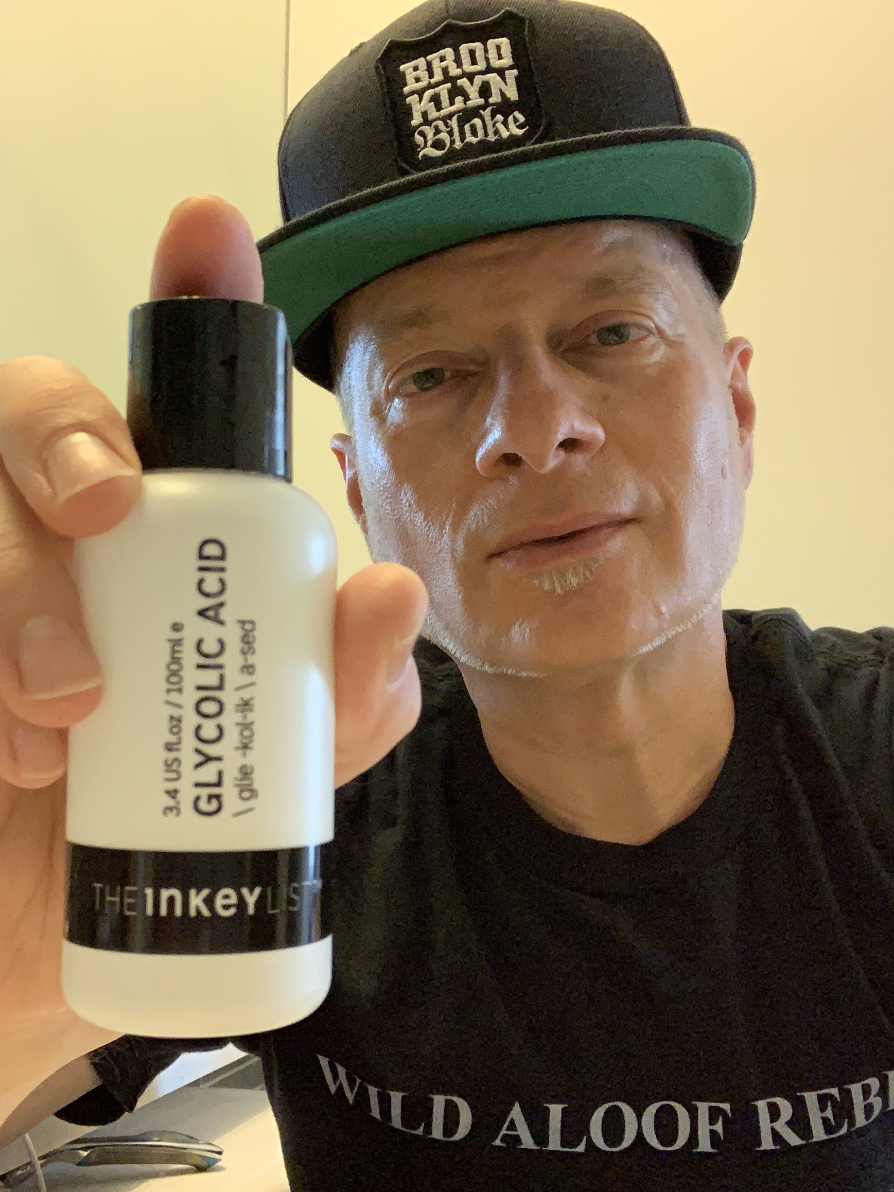 One of my first product discoveries from The Inkey List was the Glycolic Acid toner.