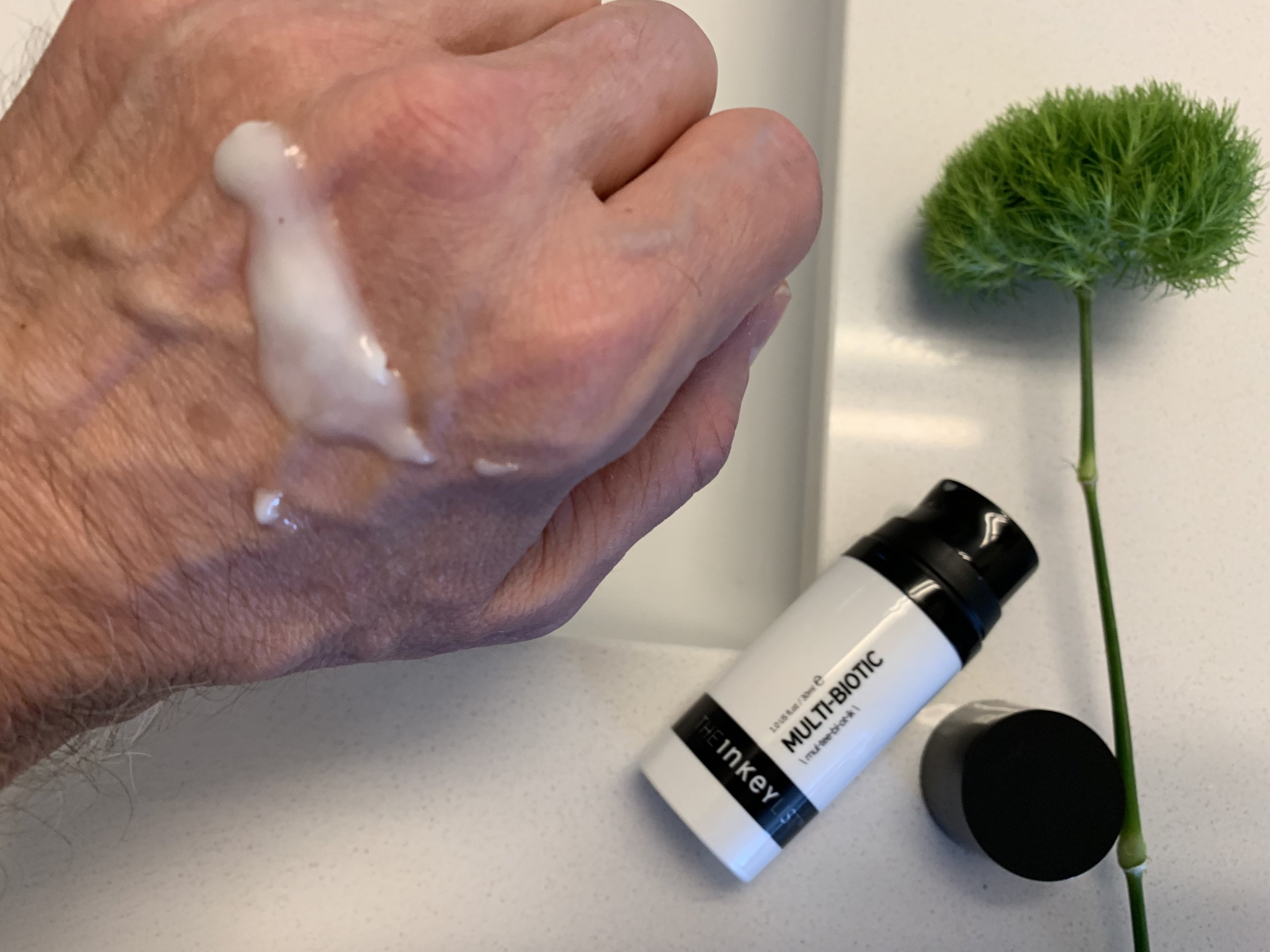 """The Inkey List's new Multi-Biotic Face Moisturizer  contains a """"multi-biotic"""" complex of pre-, pro- and post-biotics."""