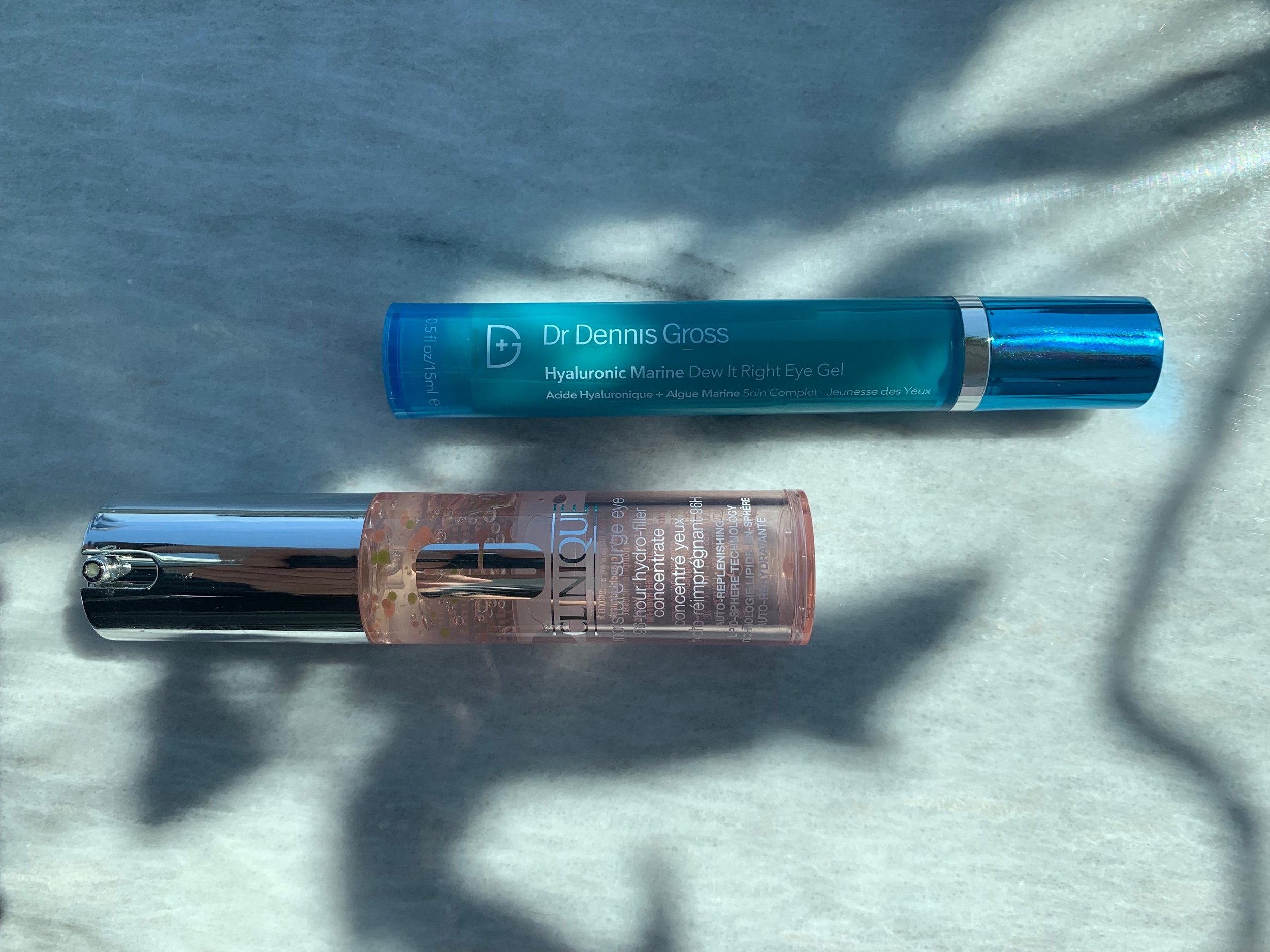 These two awesome summer textured eye creams get the Skincarma approval.