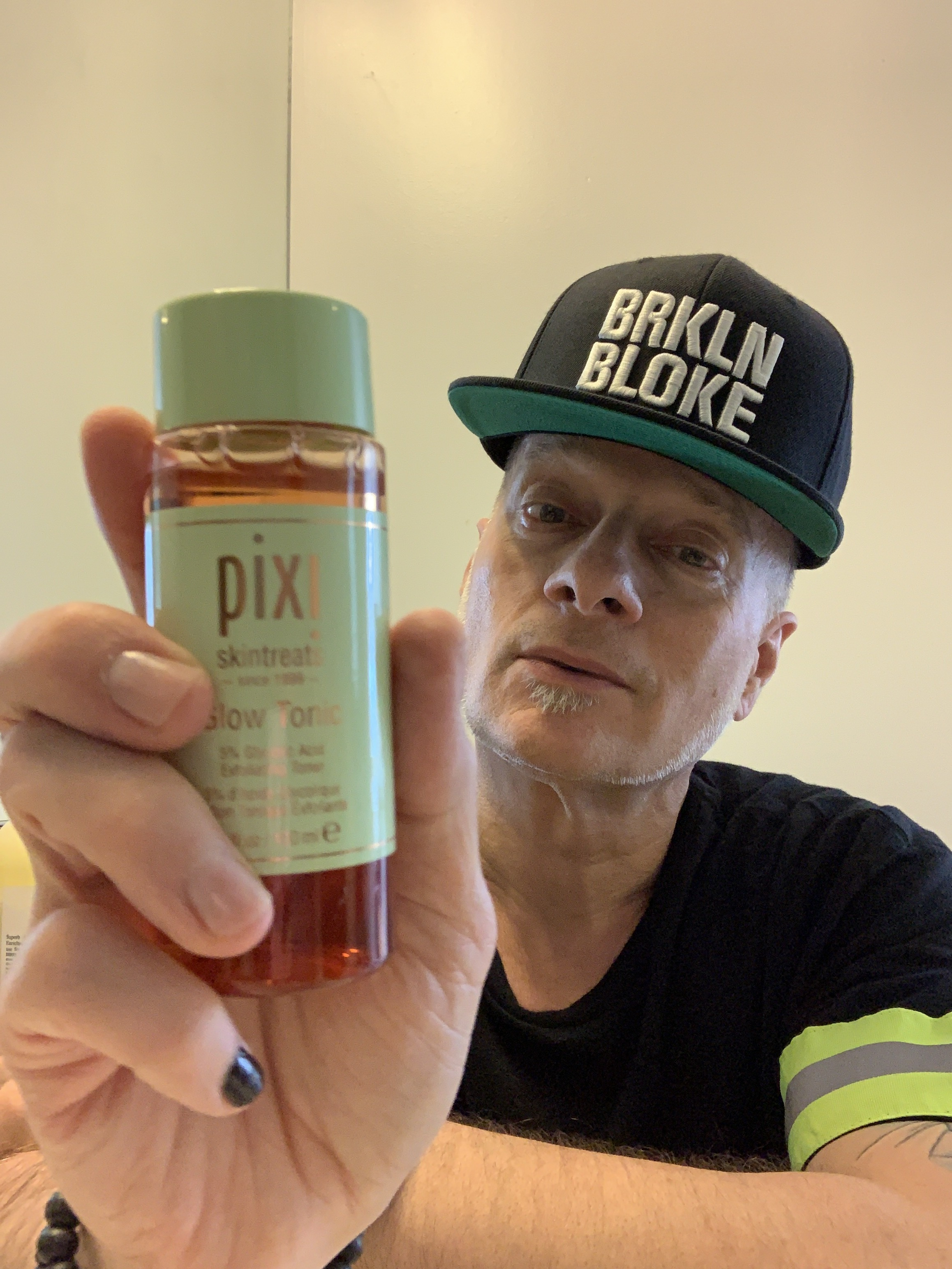Pixi's Glow Tonic was first introduced more than a decade ago and has inspired many similar toners.