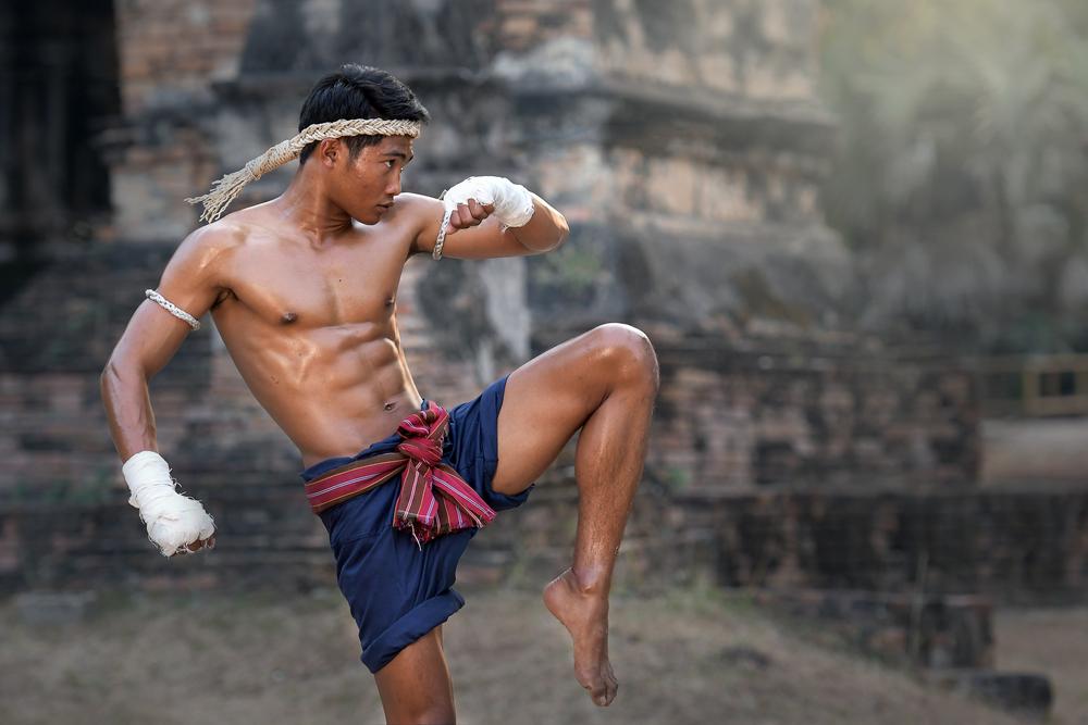 Bando (Lethway/Muay Thai)