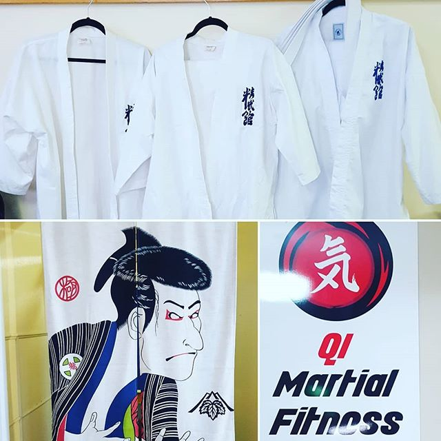 Karate classes for adults at Qi Martial Fitness