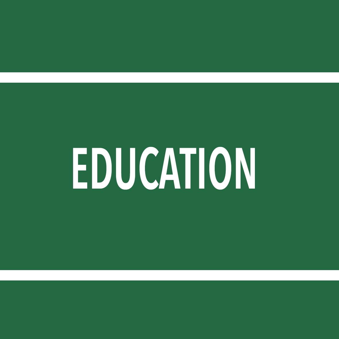 EDUCATION | UNIVERSITIES