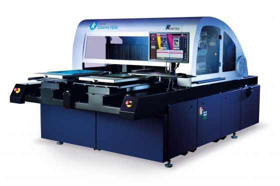 The Storm HD6, allows small to mid-size businesses to drastically reduce their cost per print