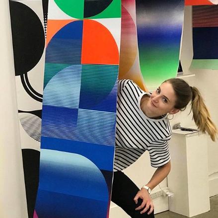 Diane Bresson: Award winning CSM Graduate...with her stunning wallpapers