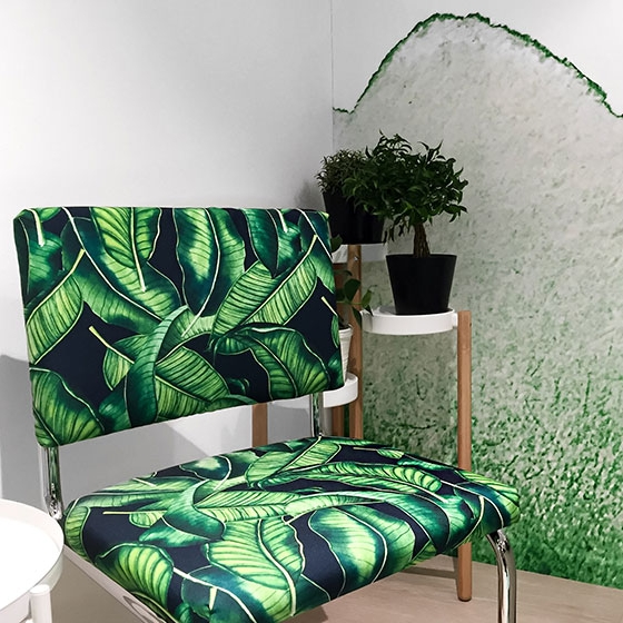 Waterproof Outdoor - Dye Sublimation printed Textiles