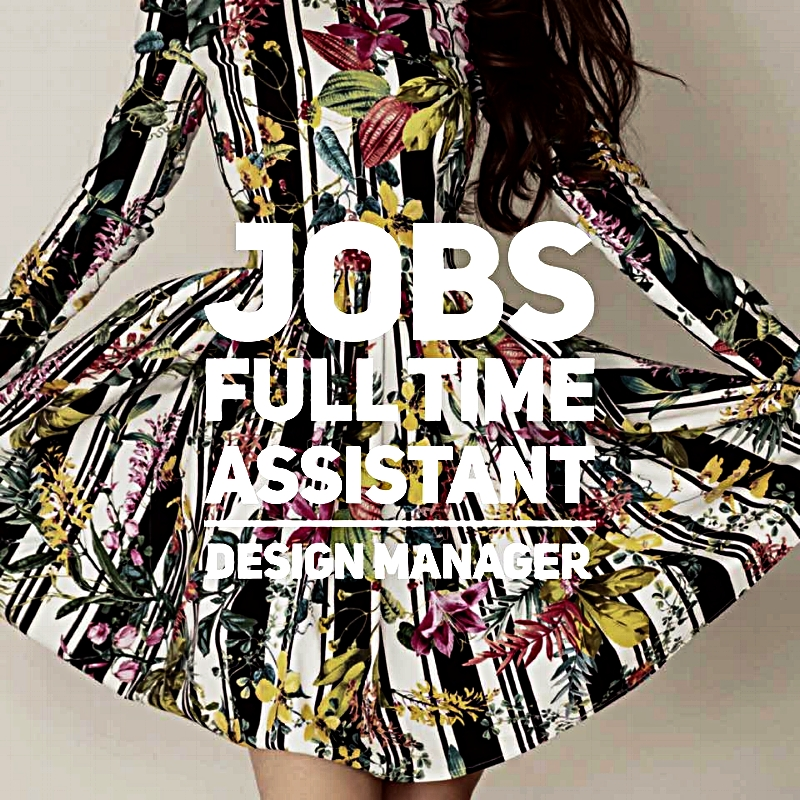 Jobs Assistant Design Manager London Texintel