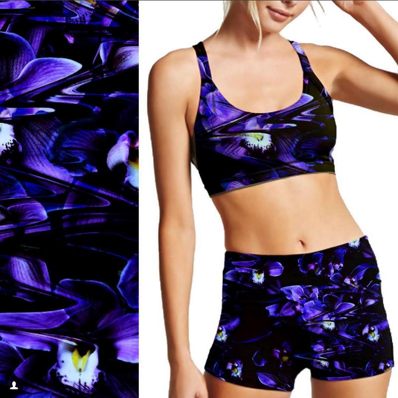 Designer  Beccy Bland  creates stunning designs for Sportswear, Athleisure and Fashion…