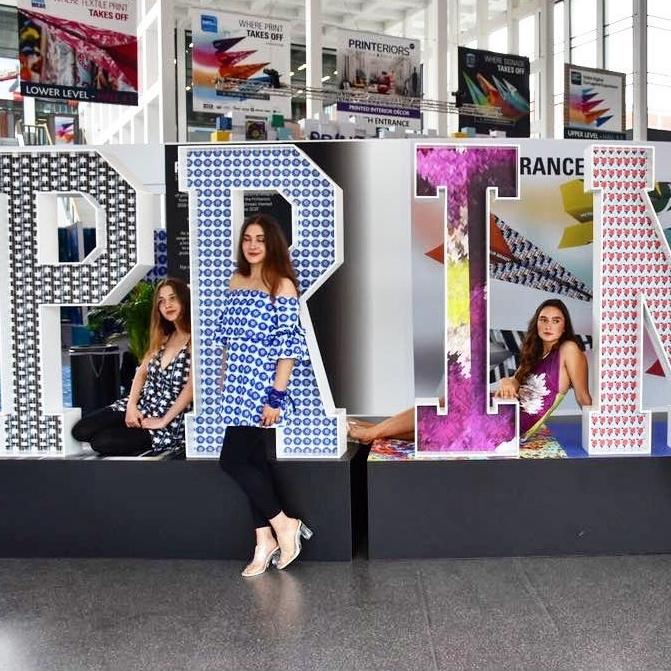 IMAGE CREDIT: FESPA GLOBAL EXPO - BERLIN 2018