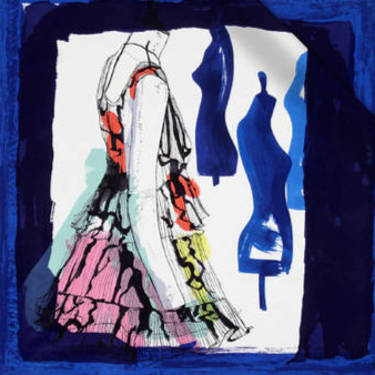 Digitally Design Your Own Luxury Silk Scarf Inspired By The V A S Fashion Collection Texintel