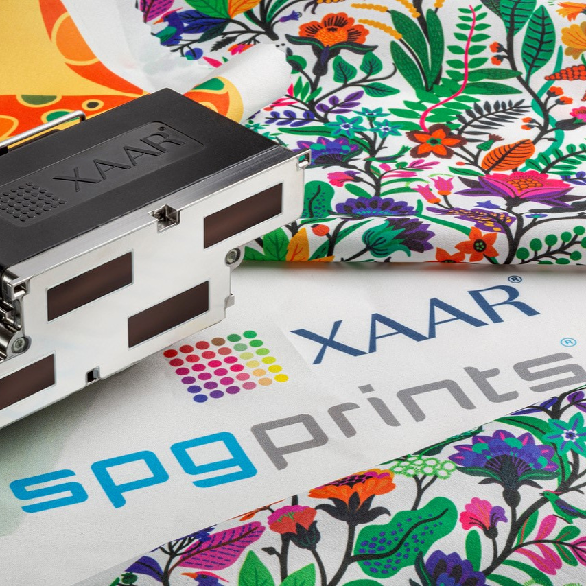 Xaar Printheads Star At ITMA With Spgprints And Dgen — TEXINTEL