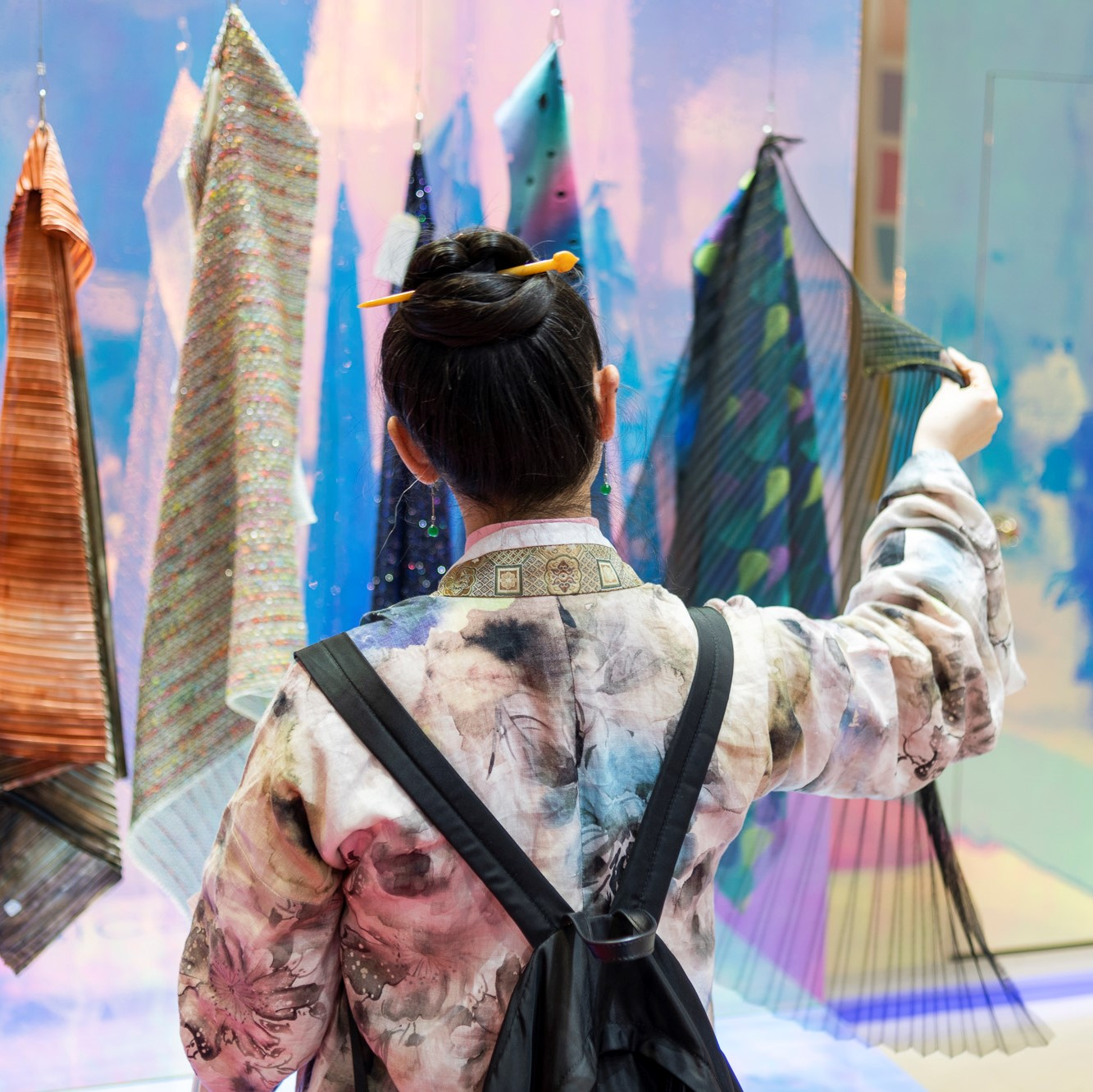 Image Courtesy of Intertextile Shanghai