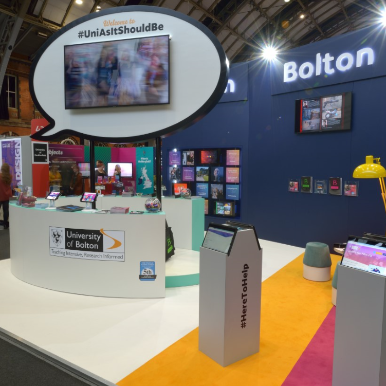 The Bolton Fair 2020.University Of Bolton Prevail In The Heimtextil New Next