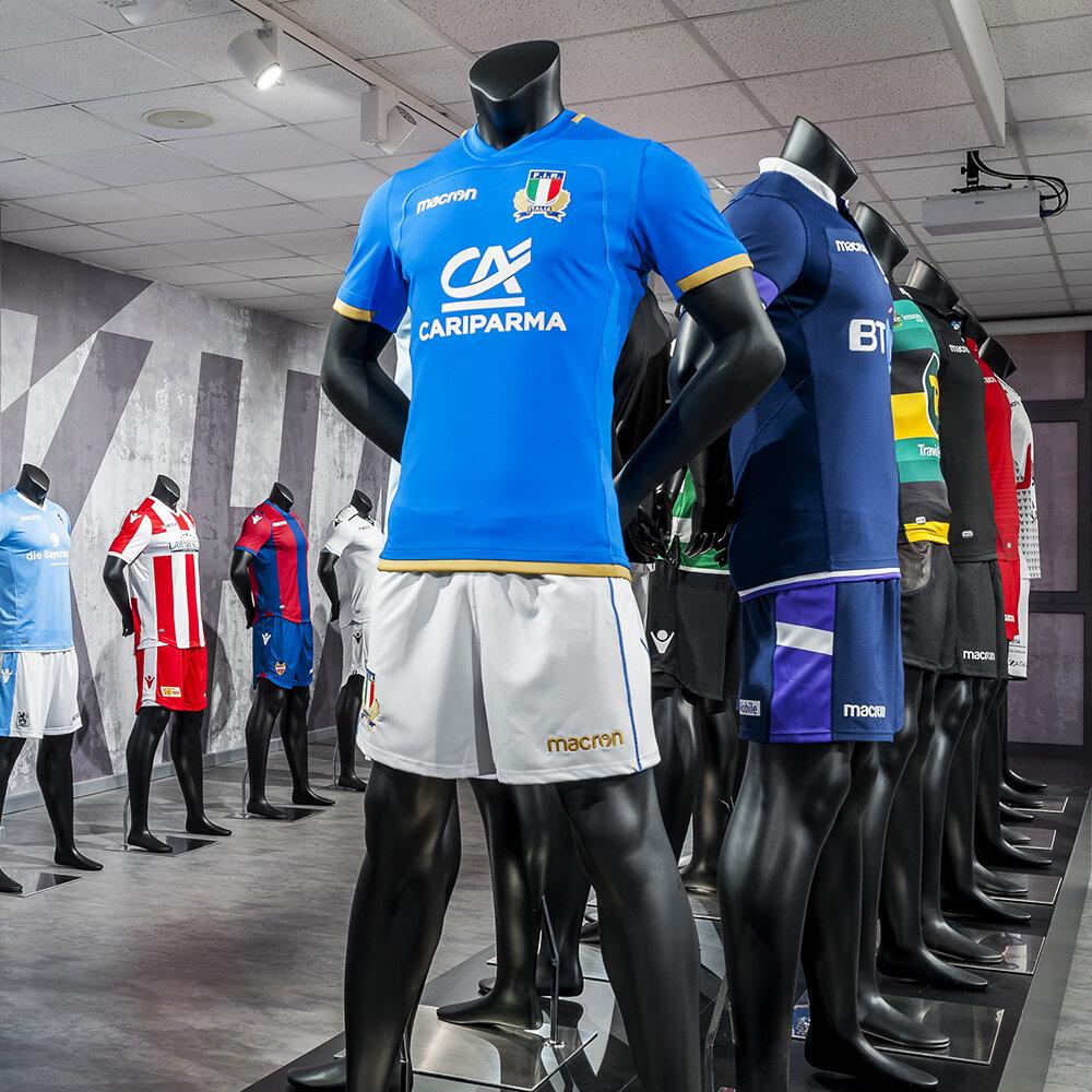 Leading European Sportswear Company Macron Successfully Adopts Efi Optitex 2d Cad Texintel