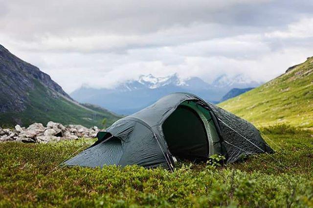 A little trip to Norway #fjällräven #tent #tält #Norway #norge #romsdalseggen #vengedalen