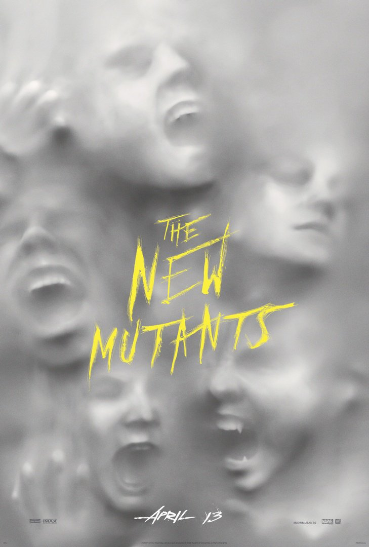 NEW MUTANTS   Maisie plays Rahne Sinclair one of five young mutants being held in a secret facility against their will. With Blu Hunt and Charlie Heaton.    Click for more