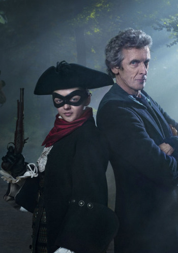 DR WHO   Maisie plays Ashidre/Me in 4 episodes of this classic BBC TV series    Click for more