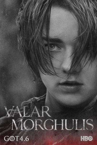 GAME OF THRONES  season 4  Maisie plays Arya Stark in this epic story. Nine noble families fight for control over the mythical lands of Westeros, while an ancient enemy returns after being dormant for thousands of years.    Click for more