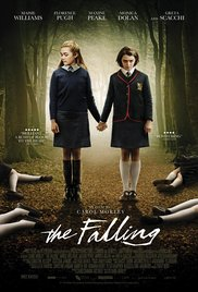THE FALLING   It's 1969 at a strict English girls' school where charismatic Abbie and intense Lydia are best friends. After a tragedy occurs, a mysterious fainting epidemic breaks out threatening the stability of all involved    Click for more