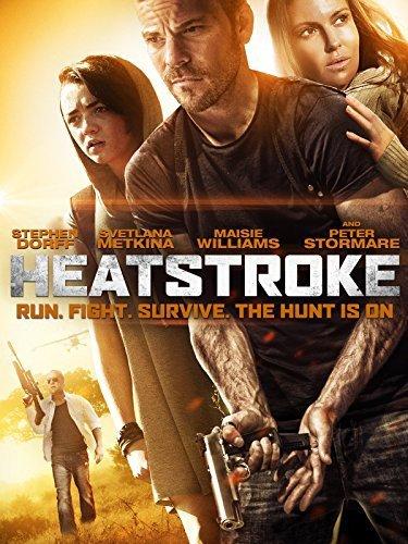HEATSTROKE   Maisie plays Jo in this desert survival film.    Click for more