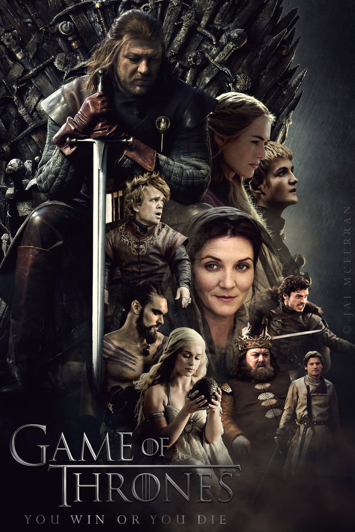 GAME OF THRONES  season 1  Maisie plays Arya Stark in this epic story. Nine noble families fight for control over the mythical lands of Westeros, while an ancient enemy returns after being dormant for thousands of years.    Click for more