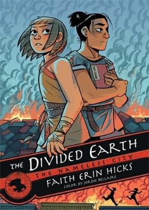 Faith Erin Hicks - THE DIVIDED EARTH.jpg