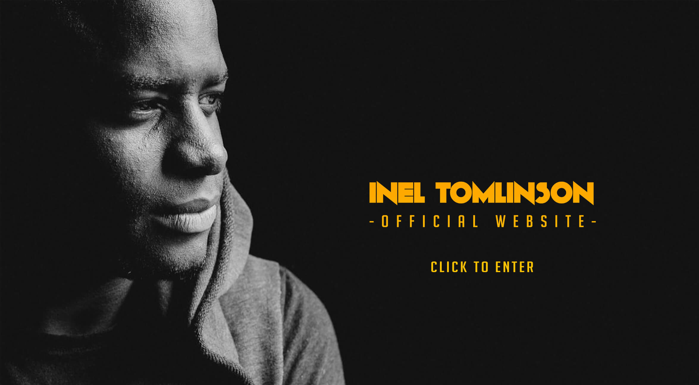 Inel Tomlinson - Click to Enter